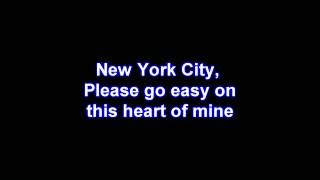 The Chainsmokers - New York City (Lyrics)