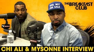 Chi Ali And Mysonne Talk Nipsey Hussle And The 'Kings Stop Killing Kings' March