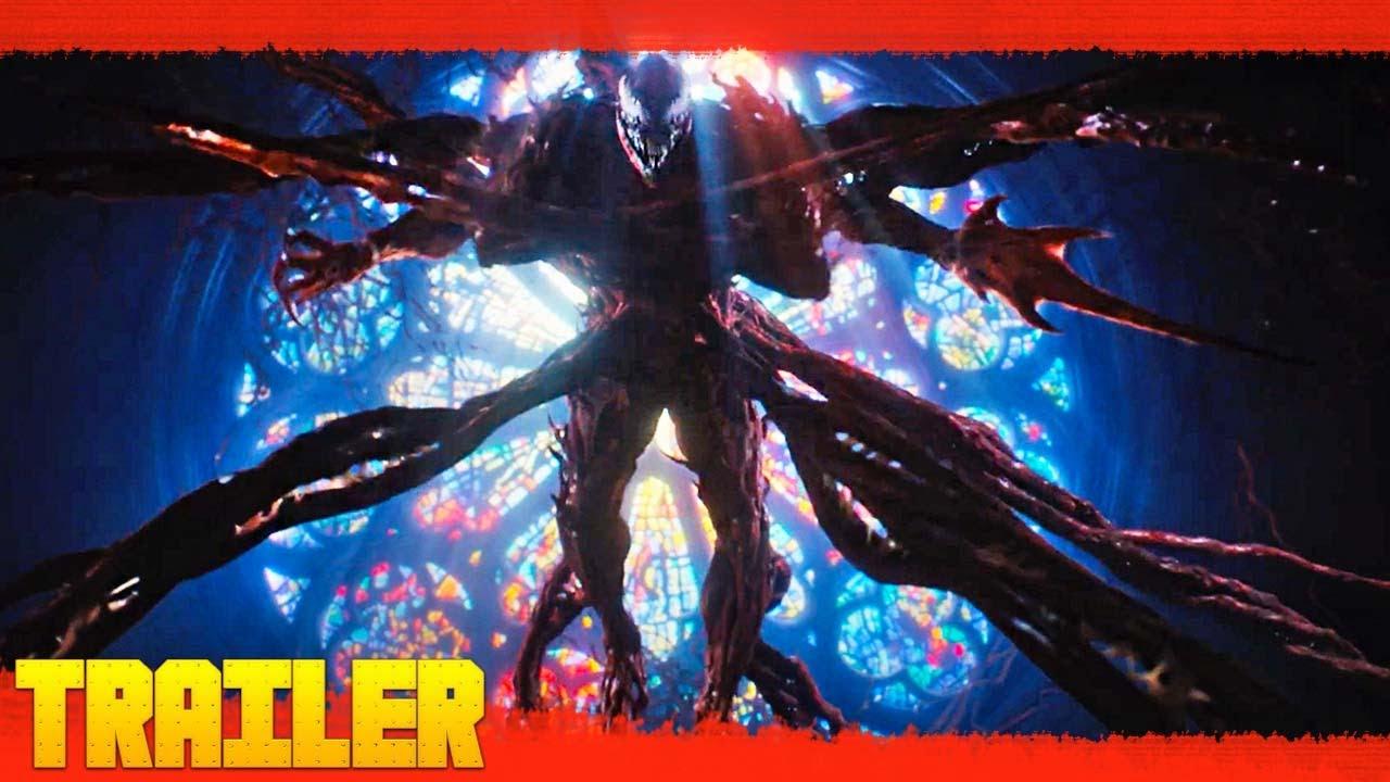 Download Venom 2 Carnage Liberado (2021) Tráiler Oficial Subtitulado