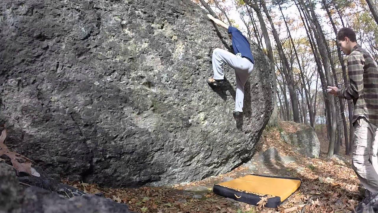 V1-v5 Bouldering