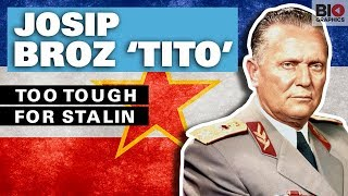 Josip Broz 'Tito': Too Tough for Stalin