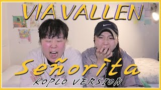 JEESUN ORANG KOREAVia Vallen Senorita Koplo Cover Version