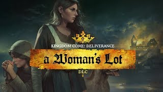 DOLA KOBIETY [#1] Kingdom Come: Deliverance [DLC]