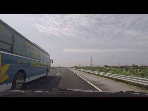 Expressway Hanoi Hai Phong max 120km/h