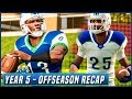 NCAA Football 14 Dynasty Year 5 - Offseason Recap & Practice Highlights   Ep.89