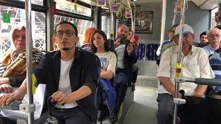 Emin Karadayı - Aldırma Gönül ( Otobüs Performans )