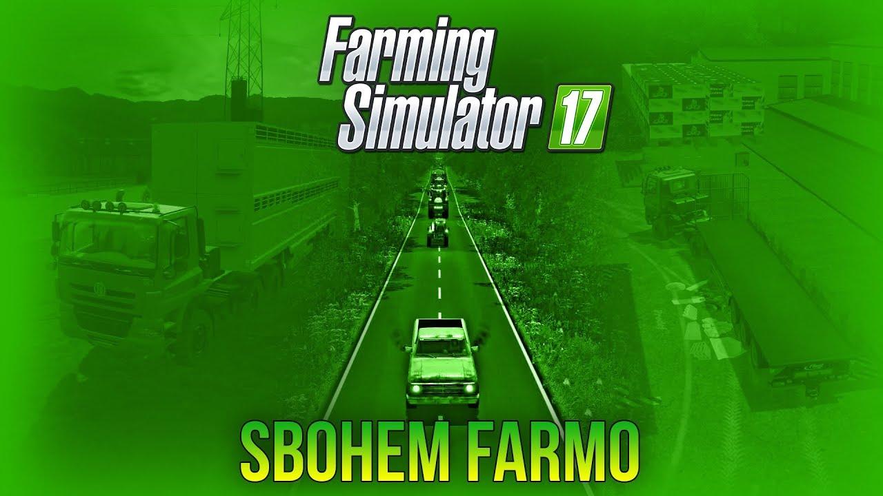 SBOHEM FARMO | Farming Simulator 17 #102