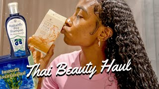 Thai 🇹🇭 Beauty Products CHANGED my hair 😍 | Haul