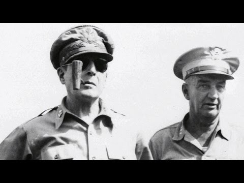 Museum restores General Douglas MacArthur's war office