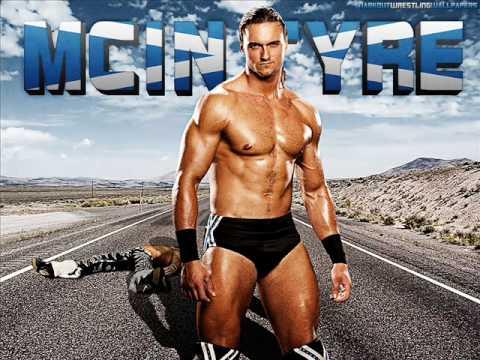 WWE - Drew McIntyre Theme Music - Seeing Red