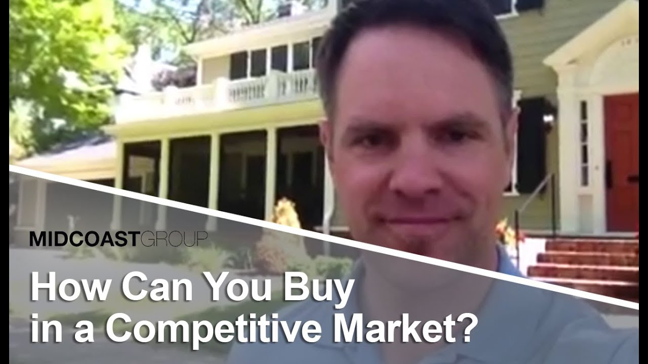 How can you Buy in a Competitive Market? | Erik Brown