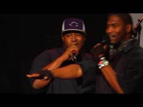 Gospel Gangstaz Performing Live In Cincinnati OH