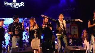 Nepal idol top three and Other Concert In Jawalakhel.
