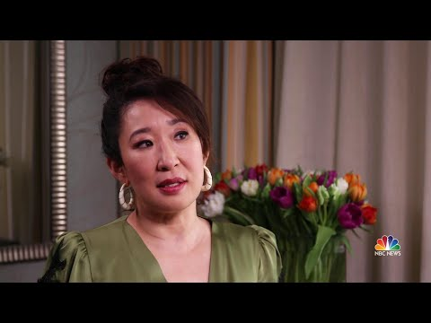 Sandra Oh Talks Representation In Hollywood Ahead Of Golden Globes | NBC Nightly News