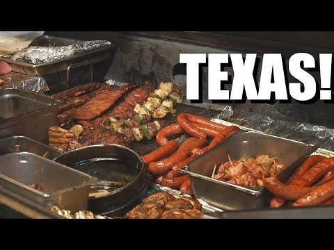 TEXAS: DALLAS BBQ and Vietnamese Food? Texas Food is Great! VLOG #59