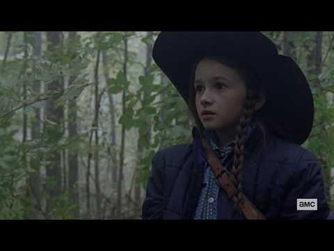 The Walking Dead season 10 episode 15 trailer Lauren's return as Maggie