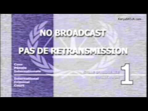 Ruto & Sang ICC Trial Livestream - 10 Dec 2014