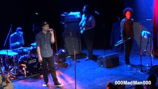 José James - Do you feel - HD Live at Alhambra, Paris (24 April 2013)