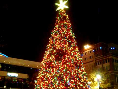 Atlanta Christmas Tree Lighting