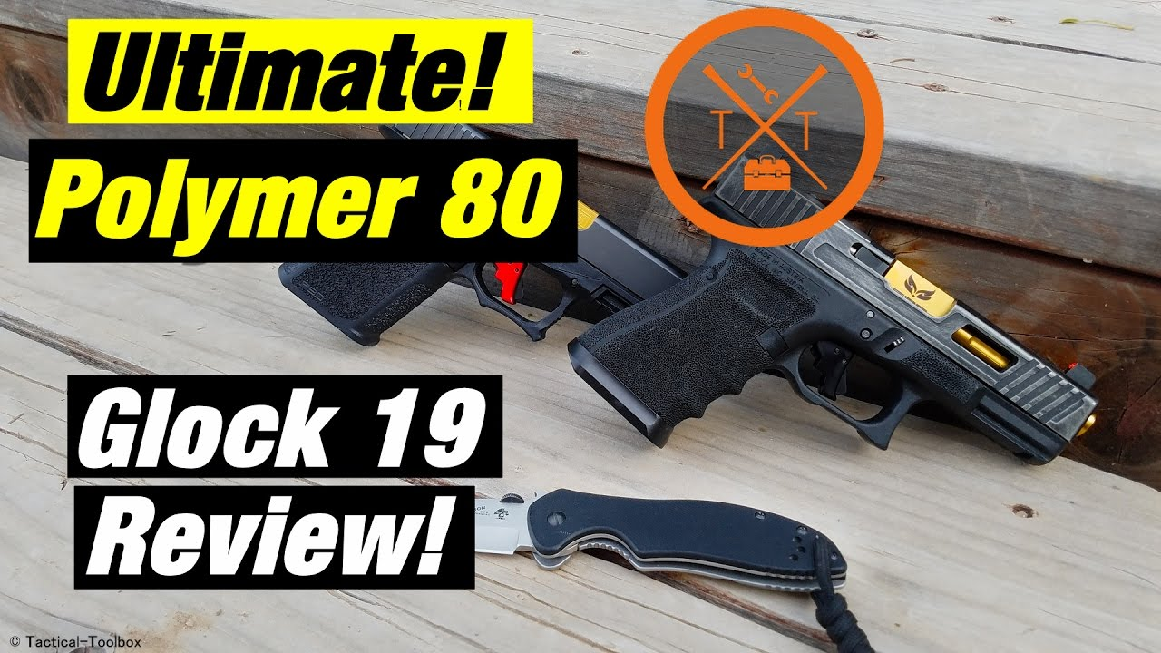 Polymer 80 Glock 19: PF940C Review!