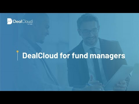 DealCloud for Fund Managers