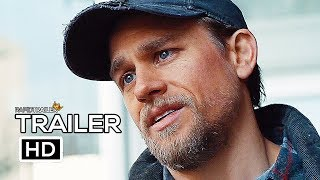 A MILLION LITTLE PIECES Official Trailer #2 (2019) Charlie Hunnam, Aaron Taylor-Johnson Movie HD