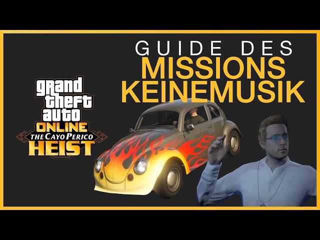 [Guide] Débloquez gratuitement la voiture BF Weevil avec les missions de Keinemusik - GTA Online