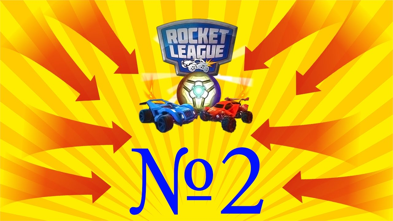 Rocket League 2 Bildschirme