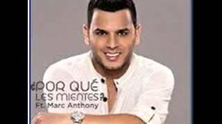 Tito El Bambino Ft Marc Anthony - Por Que Les Mientes •~(Musica Piola & Nueva)~•