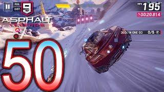 ASPHALT 9 Legends Switch Walkthrough   Part 50   Chapter 4 Class C Master