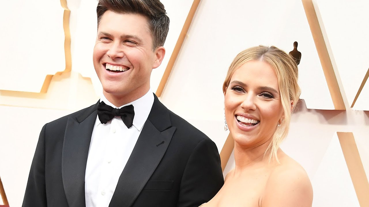 Scarlett Johansson Sparked Colin Jost's Desire To Have A Baby