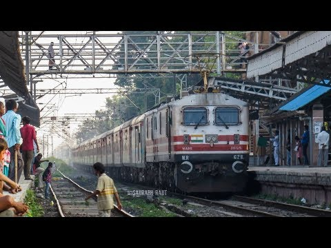 Third Rajdhani From Mumbai to Delhi - First Look | Double power of Fastest Locomotive.!