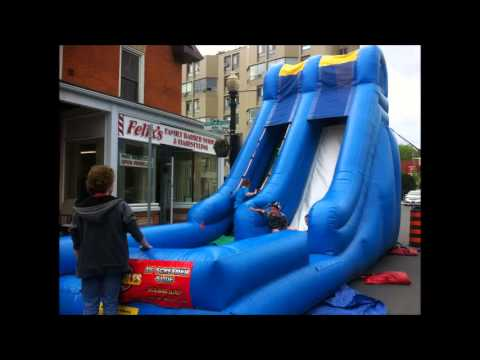 610 CKTB Bouncy Castle Dangerous or NOT Interview with Nancy Schappert August 19, 2013