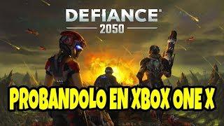 Vídeo Defiance 2050