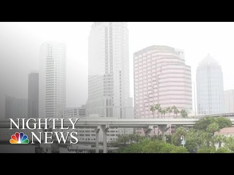 Irma: Tampa Facing First Direct Hit by Major Hurricane in Nearly a Century | NBC Nightly News