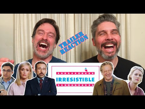 Irresistible Official Trailer REACTION!!!