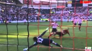 City Hall - Sunderland 3- 0. ОБЗОР МАТЧА, 09.03.2014