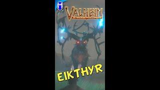 Eikthyr, Boss Battle - Valheim Highlight