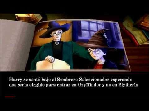 Harry Potter Y La Piedra Filosofal Intro Playstation One Youtube