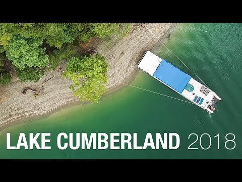 Lake Cumberland 2018 - DJI Spark