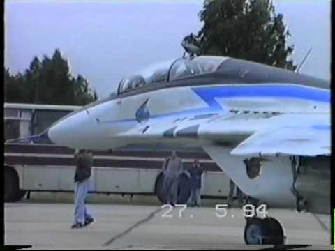 Sperenberg 1994, MiG-29UB