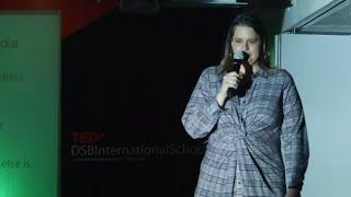 Bonded Labour | Bernadette David | TEDxDSBInternationalSchool