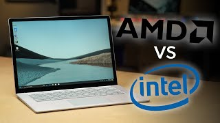Surface Laptop 3 showdown: AMD vs Intel!!