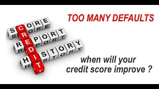 How to remove defaults off your UK credit report for free.