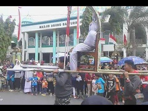 Pocong Ikutan Karnaval Budaya & Pembangunan Bumiayu Brebes Selatan 2017 HUT KEMERDEKAAN RI KE 72