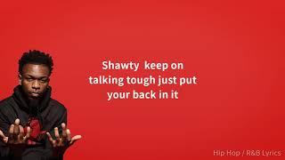 JayyKillah - Back In (Lyrics)