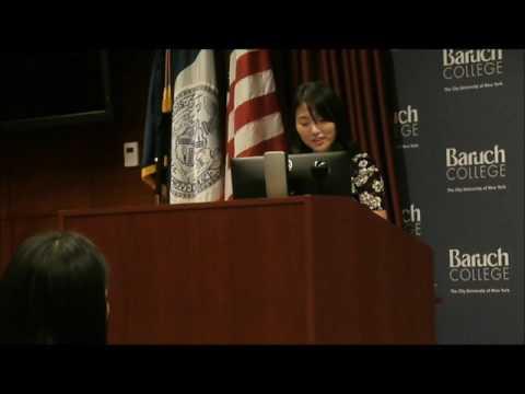 Tammy Seongeun Lee Valedictorian Speech
