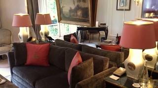 Hotel Plaza Athenee Paris - Deluxe Suite