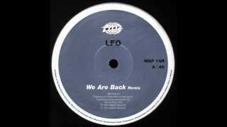 LFO - We Are Back (Remix)