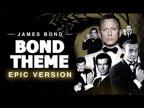 James Bond Theme   Epic Version